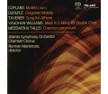 Atlanta Symphony Orchestra Chamber Chorus - A Cappella Works by Copland, Durufle, Tavener, Vaughan Williams, Messiaen and Tallis (SACD)