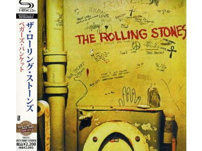 Audiofriend.cz - The Rolling Stones - Beggars Banquet (SHM-CD)