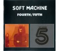 Soft Machine - Fourth + Fifth (CD)