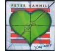 Peter Hammill ‎- X My Heart (CD)