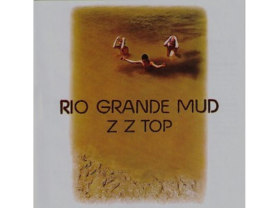 Audiofriend.cz - ZZ Top ‎- Rio Grande Mud (Vinyl LP)
