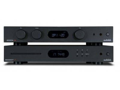 Audiofriend.cz -  Audiolab 6000A + Audiolab 6000CDT