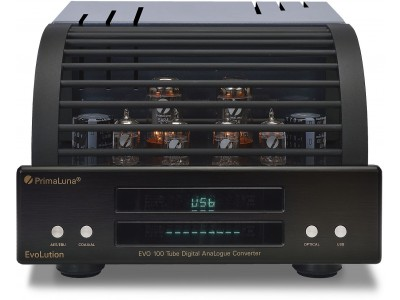 Audiofriend.cz -  PrimaLuna EVO 100 Tube DAC